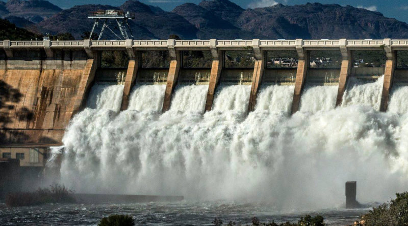 Voëlvlei Dam stands on 87.94%