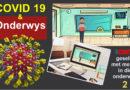 Covid en Onderwys 2 – 'Ons kinders is van ons afhanklik'