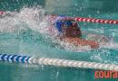 Jong Swartlandse sterswemmer in SA-span