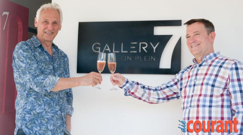 Nuwe Gallery 7 on Plein open deure