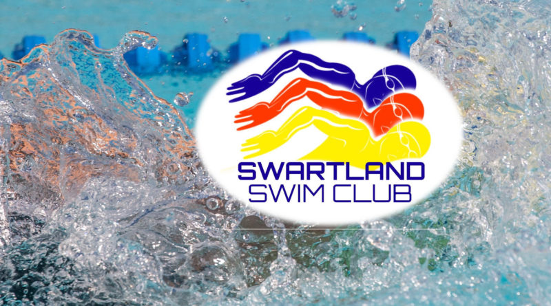 Swartland Swemklub vereer swemmers, afrigters